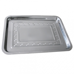 Tattoo Studio Working Metal Tray