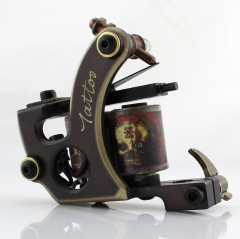 Professional Handmade Tattoo Machine Tattoo Gun For Liner